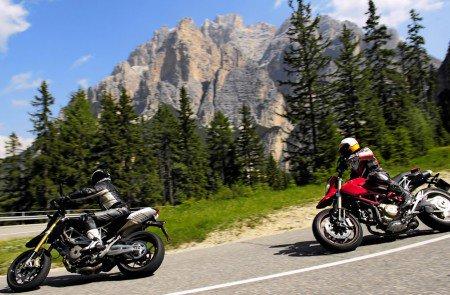 5 Tage Dolomiten-Motorradtour
