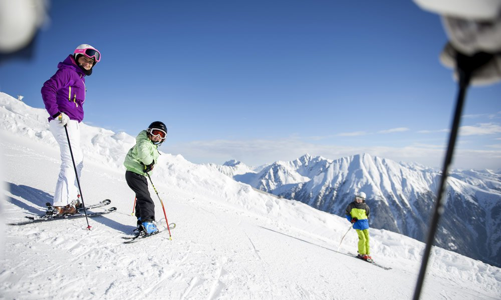 51 kilometres of pistes for all skill levels