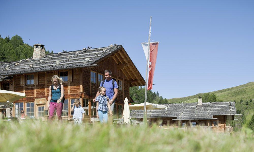 Ein Eldorado für Wanderfreunde und Bergsportler