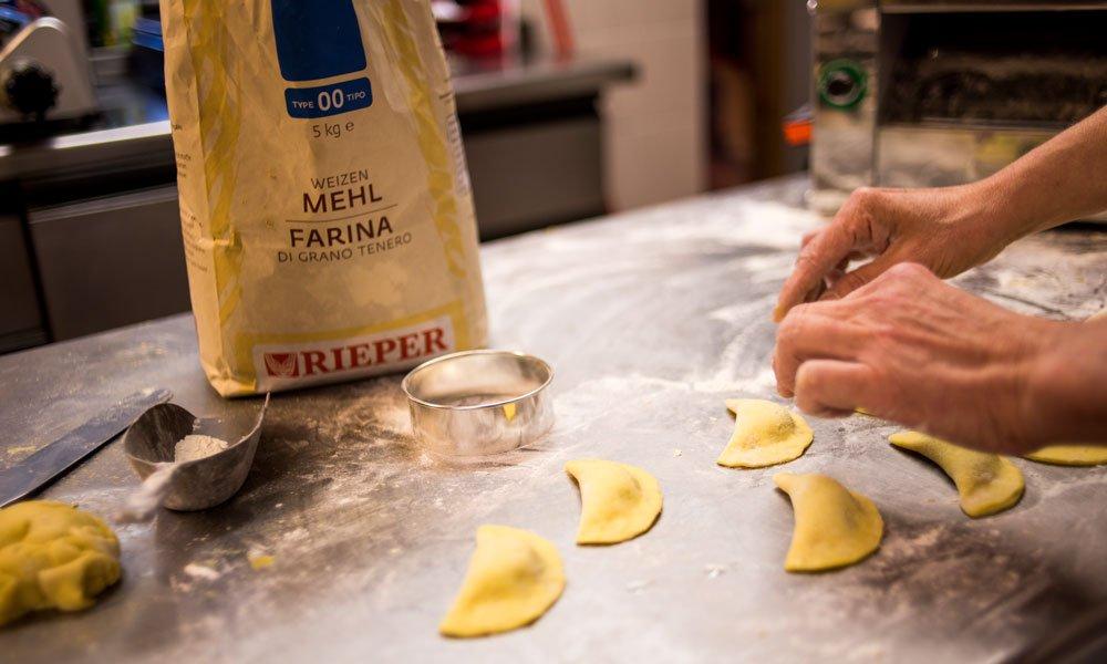Unser Restaurant im Eisacktal: Wir kochen für Genießer!