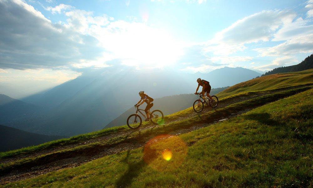 Berg und Tal – alles da