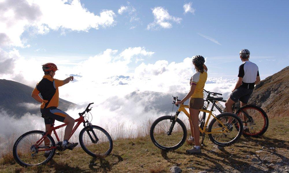 Il vostro Bike Hotel in Alto Adige: Attività e divertimento in bici!