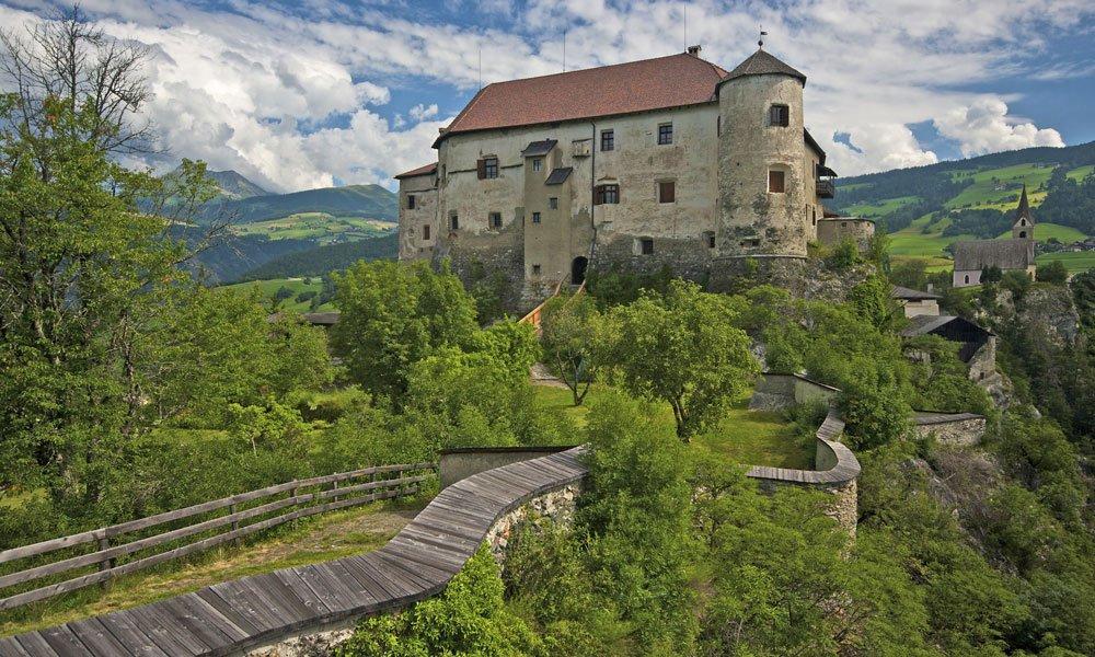 Castle in Rodengo