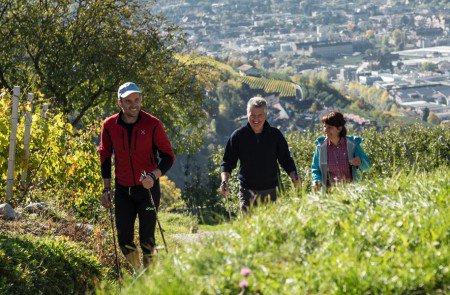 Nordic Walking im Eisacktal: Der perfekte Gesundheitsurlaub