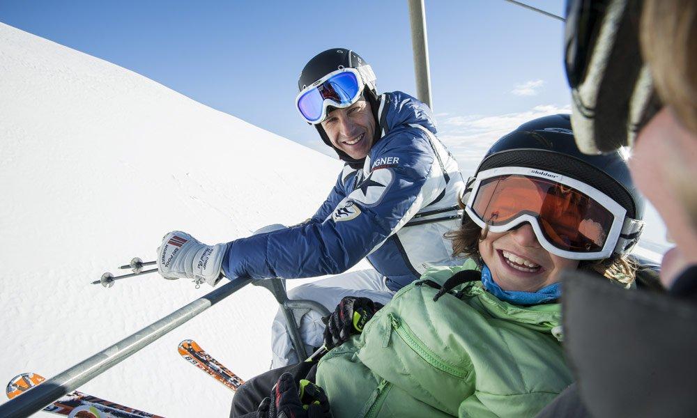 Il primo indirizzo per le vostre vacanze sugli sci
