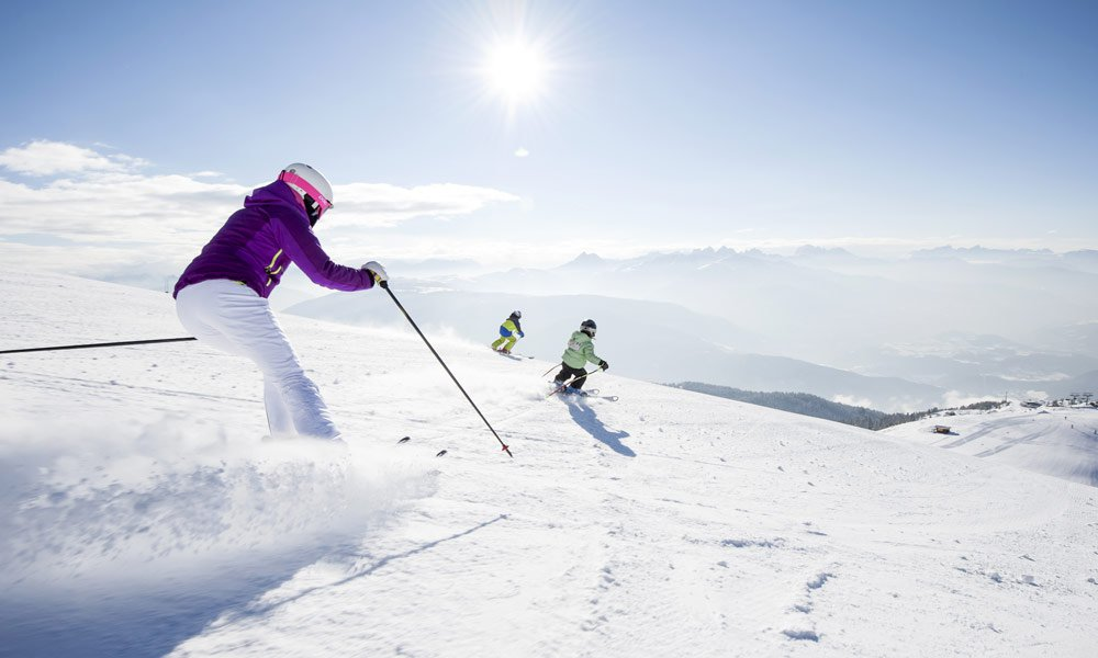 The best skiing areas very close by