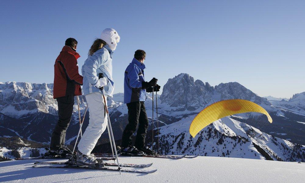 Weitere Skigebiete im Umfeld