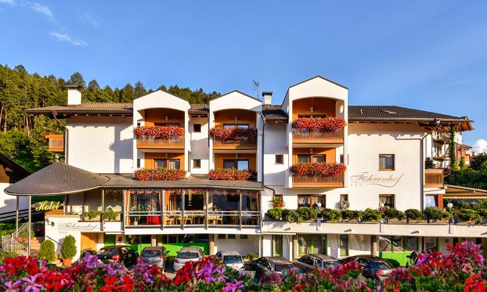 Das Wanderhotel im Pustertal/ Südtirol
